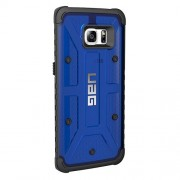 UAG Hard Composite Case for Samsung Galaxy S7 Edge - Cobalt/Black