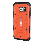 UAG Hard Composite Case for Samsung Galaxy S7 - Rust/Black