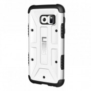 UAG Hard Composite Case for Samsung Galaxy S7 - White/Black