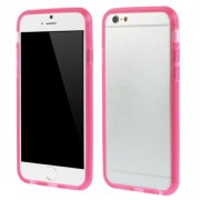Flexible TPU Bumper Frame for iPhone 6s / 6 4.7 inch - Rose