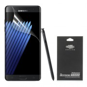 Ultra Clear Screen Protector Film for Samsung Galaxy Note7 SM-N930 (With Black Package)