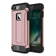 Armor Guard Plastic + TPU Combo Case for iPhone 7 Plus / 8 Plus - Rose Gold