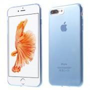 Θήκη Σιλικόνης TPU Πολύ Λεπτή για  iPhone 7 Plus - Μπλε
