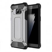 Armor Guard Plastic + TPU Hybrid Phone Case for Samsung Galaxy Note7 SM-N930 - Grey