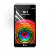 Clear LCD Screen Protector Shield Film for LG X Power