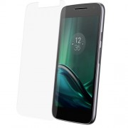 For Motorola Moto G4 Play Tempered Glass Screen Guard Film 0,3mm (Arc Edge)