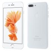 Σκληρή Θήκη Πολύ Λεπτή 0,3mm Ηιμιδιάφανη Ματ για iPhone 7 Plus / 8 Plus - Λευκό