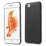 Σκληρή Θήκη Πολύ Λεπτή 0,3mm Ηιμιδιάφανη για iPhone 7 / 8 - Μαύρο