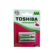 Toshiba Μπαταρία Επαναφορτιζόμενη AAA BP2 750mAh (2 τεμάχια)
