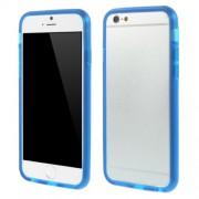 Θήκη Bumper Σιλικόνης TPU για iPhone 6 / 6s - Μπλε