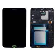 Γνήσια Samsung Οθόνη LCD & Μηχανισμός Αφής για Samsung Galaxy Tab 3 Lite 7.0 SM-T110 - Μαύρο (GH97-15505B)