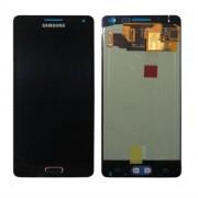 Γνήσια Samsung Οθόνη LCD και Μηχανισμός Αφής για Samsung Galaxy A5 SM-A500F - Μαύρο (GH97-16679B)