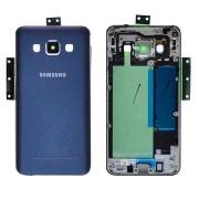 Γνήσιο Samsung Πίσω Κάλυμμα για Samsung Galaxy A3 SM-A300F - Μαύρο (GH96-08196B)