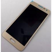 Γνήσια Samsung Οθόνη LCD & Μηχανισμός Αφής για Samsung Galaxy A3 SM-A300F - Χρυσαφί (GH97-16747F)