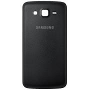 Γνήσιο Samsung Καπάκι Μπαταρίας για Samsung Galaxy Grand 2 - Μαύρο (GH98-30233B)