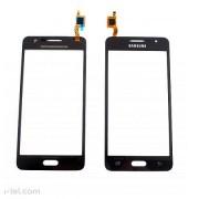 Γνήσια Samsung Οθόνη Μηχανισμού Αφής για Samsung Galaxy Grand Prime SM-G530F - Γκρι (GH96-07760B)