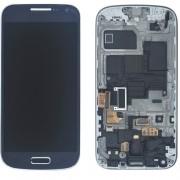 Γνήσια Samsung Οθόνη LCD και Μηχανισμός Αφής για Samsung Galaxy S4 Mini i9195 - Μαύρο (GH97-14766A)