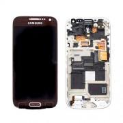 Γνήσια Samsung Οθόνη LCD & Μηχανισμός Αφής για Samsung Galaxy S4 Mini - Καφέ (GH97-14766D)