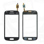 Γνήσια Samsung Οθόνη Μηχανισμού Αφής για Samsung Galaxy S Duos S7562 - Μαύρο (GH59-12511B)