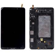 Γνήσια Samsung Οθόνη LCD και Μηχανισμός Αφής για Samsung Galaxy Tab 4 8.0 SM-T330 - Μαύρο