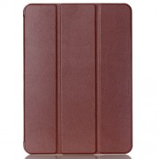 Tri-fold Leather Smart Case for Samsung Galaxy Tab S2 9.7 T810 T815 with Stand - Brown