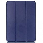 Δερμάτινη Θήκη Βιβλίο Tri-fold με Βάση Στήριξης για Samsung Galaxy Tab S2 9.7 T810 T815 - Σκούρο  Μπλε