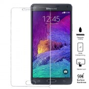 0.25mm 9H Anti-explosion Tempered Glass Screen Guard Film Arc Edge for Samsung Galaxy Note 4 N910