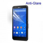 Anti-glare Matte Screen Protector Film for Sony Xperia E4g / Dual