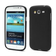 Θήκη Σιλικόνης TPU Ματ για Samsung Galaxy Grand I9080 I9082 / Grand Neo i9060 i9062 - Μαύρο