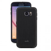 Moshi iGlaze Ultra Thin Case for Galaxy S6 (99MO058003) - Black