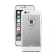 Moshi iGlaze Armour Slim Metallic Case for iPhone 6 / 6s (99MO079201) - Jet Silver