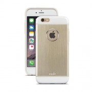 Moshi iGlaze Armour Slim Metallic Case for iPhone 6 (99MO079251) - Satin Gold