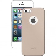Moshi iGlaze Ultra Thin Hard Case for iPhone 5 5s SE (99MO061221) - Vintage Bronze