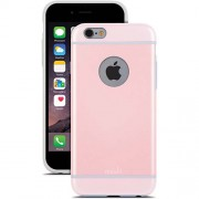 Moshi iGlaze Ultra Slim Hard Case for iPhone 6 Plus / 6s Plus (99MO080301) - Carnation Pink