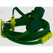 Headphone Coloud Pop Στερεοφωνικά Ακουστικά με Μικρόφωνο - Πράσινο