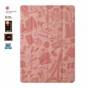 ΟΖΑΚΙ O!coat Travel Versatile New Generation 360°Multi-angle smart case for iPad Air 2 - Paris - Pink