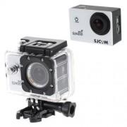 SJCAM SJ4000 12MP 1080P Wifi Ασύρματη Αδιάβροχη Κάμερα Full HD με Οθόνη 1,5 ίντσες για Υποβρύχια Σπορ και Άλλα Εξτρίμ Σπορ - Λευκό