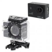 SJCAM SJ4000 12MP 1080P Wifi Ασύρματη Αδιάβροχη Κάμερα Full HD με Οθόνη 1,5 ίντσες για Υποβρύχια Σπορ και Άλλα Εξτρίμ Σπορ - Μαύρο