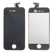 Οθόνη LCD και Οθόνη Μηχανισμού Αφής για iPhone 4 - Μαύρο