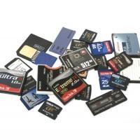 Memory Cards & USB Sticks
