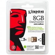 Φλασάκι USB Kingston DataTraveler microDUO 8GB