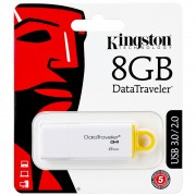 Φλασάκι USB Kingston G4 DataTraveler 8GB