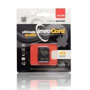 Imro Κάρτα Μνήμης microSD 32GB Class 10 με Αντάπτορα SD