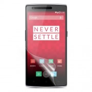 HD Clear LCD Screen Guard Film for OnePlus One (With White Package)