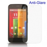 Anti-Glare LCD Screen Protector for Motorola Moto G DVX XT1032