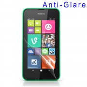 Anti-glare LCD Screen Protector Guard Film for Nokia Lumia 530 Dual SIM RM-1019 / Nokia Lumia 530 RM-1017
