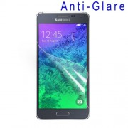 Frosted Anti-glare LCD Screen Film for Samsung Galaxy Alpha G850F G850A