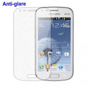 Anti-Glare Frosted Clear LCD Screen Protector for Samsung Galaxy S Duos S7562 / Trend / Trend Plus