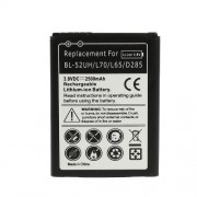 2500mAh BL-52UH Battery Replacement for LG Optimus L70 L65 D320 D285