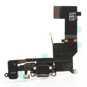 Καλωδιοταινία Θύρας Φόρτισης για iPhone 5s - Μαύρο